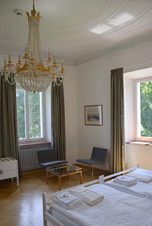 Gästezimmer Schloss